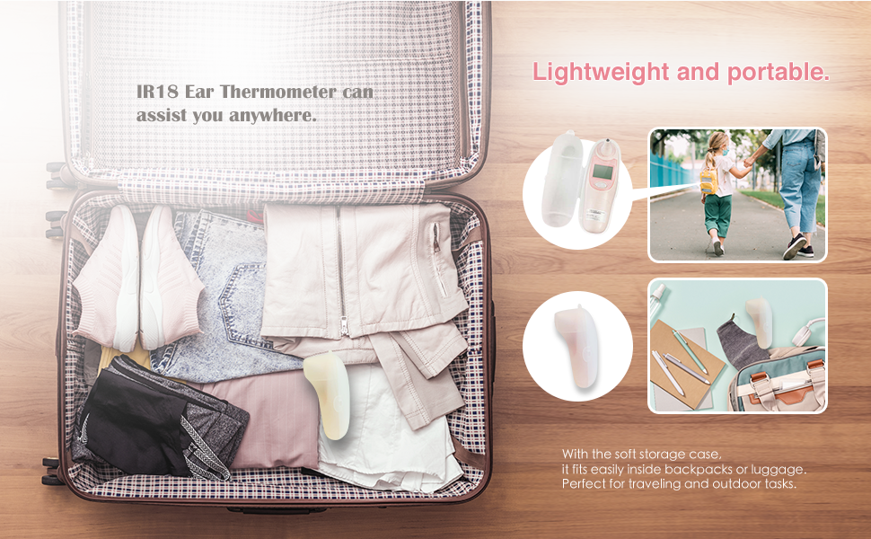Lightweight and portable
