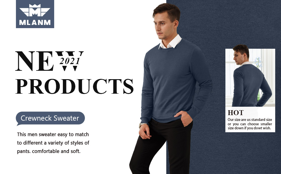 Men's Pullover Sweaters