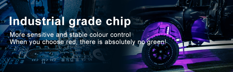 Industrial grade chip for control box