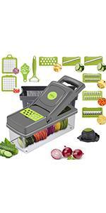 new vegetable slicer