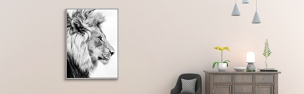High definition picture photo prints on canvas