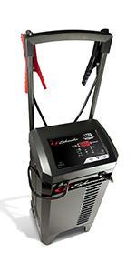 Schumacher Battery Charger, Engine Starter, Boost, Maintainer– 250A/40A 6V/12V