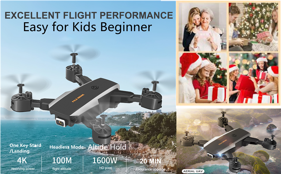 Drone for Kids Adults