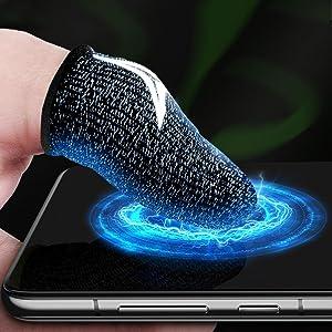 mobile game finger sleeve
