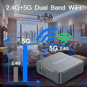 Dual-Band WiFi