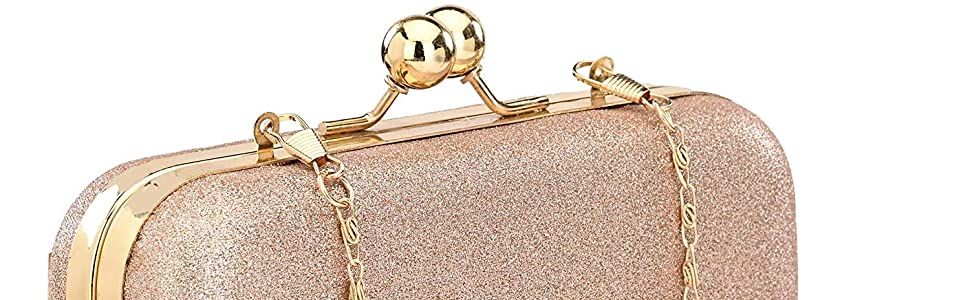The Clutch are Spacious and stylish at the same time