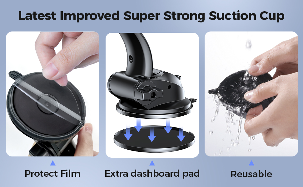 Latest Improved Super Strong suction cup