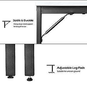 Sturdy structure design