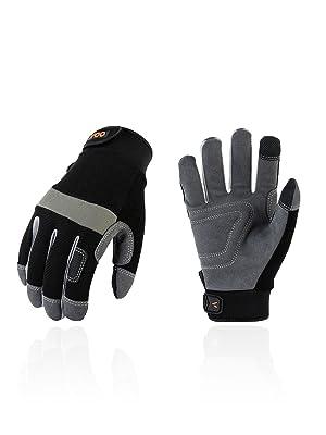 Safety Work Gloves,Builder Gloves,Gardening Gloves,Light Duty Mechanic Gloves