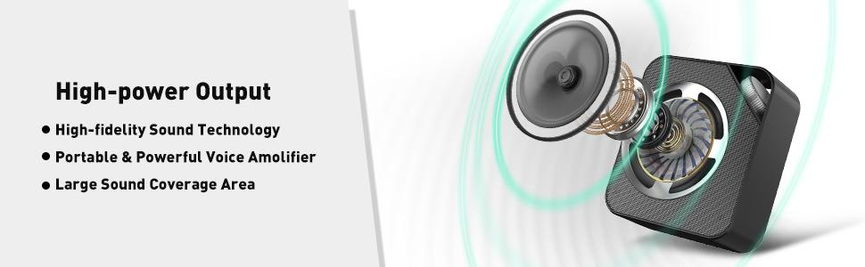 personal voice amplifier
