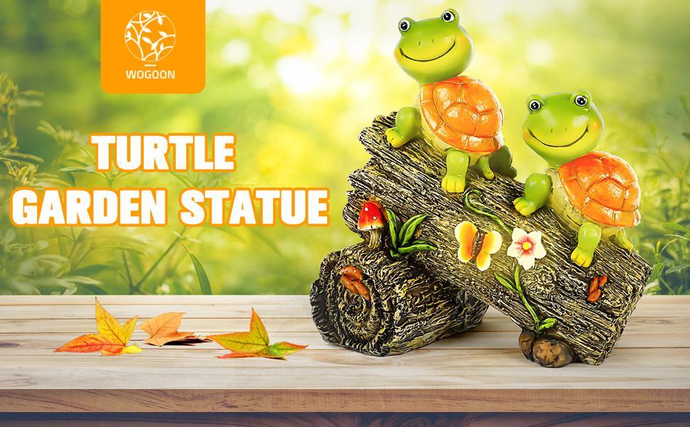 outdoor figurine for garden