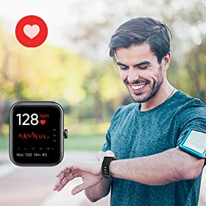 24-Hour Real time Heart Rate Monitor