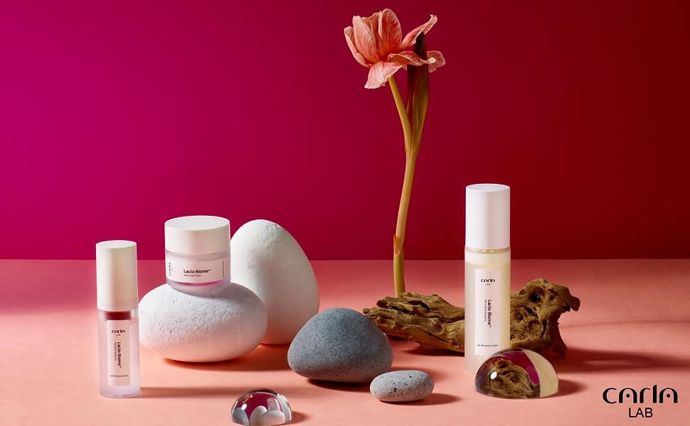CARLA LAB Lacto Biome Skin Care Routine