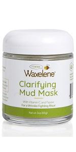 Clarifying Mud Mask