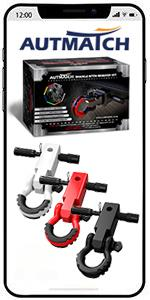 Shackle Hitch Receiver