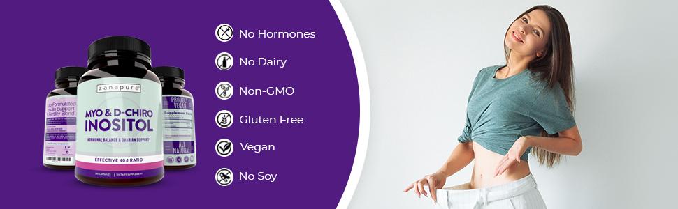 Female Hormone Balance Supplement