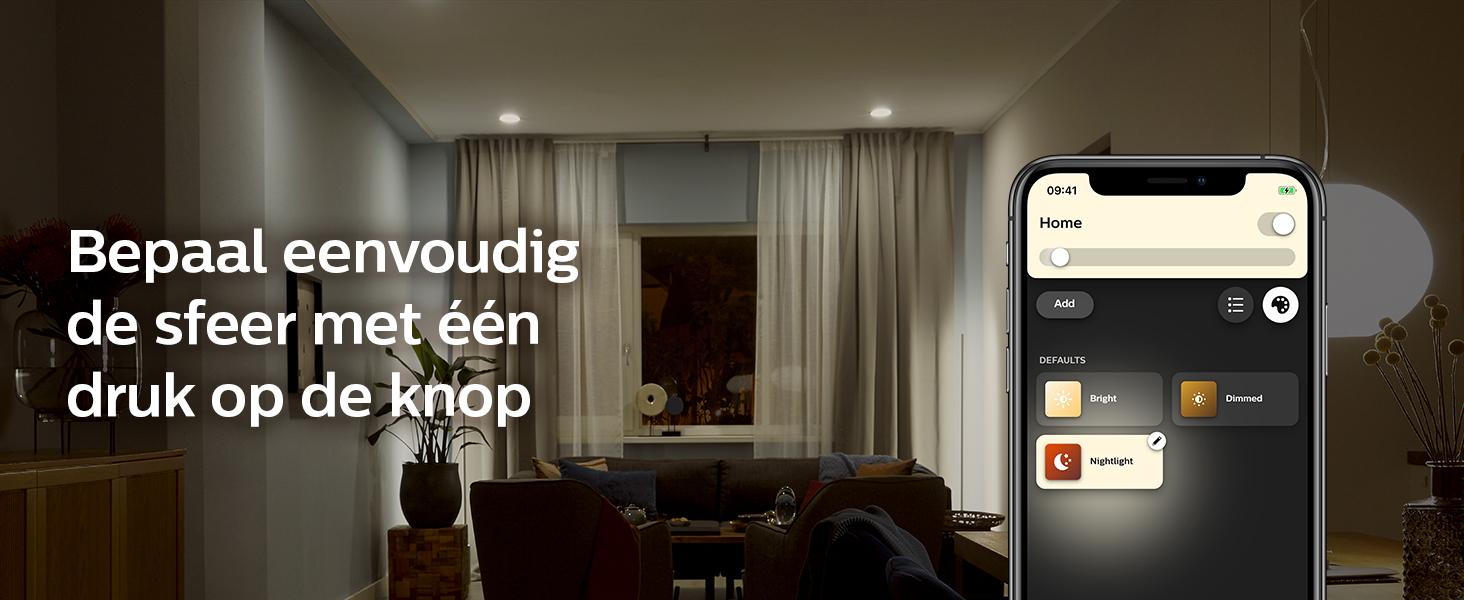 Philips Hue lamp E27 kopen