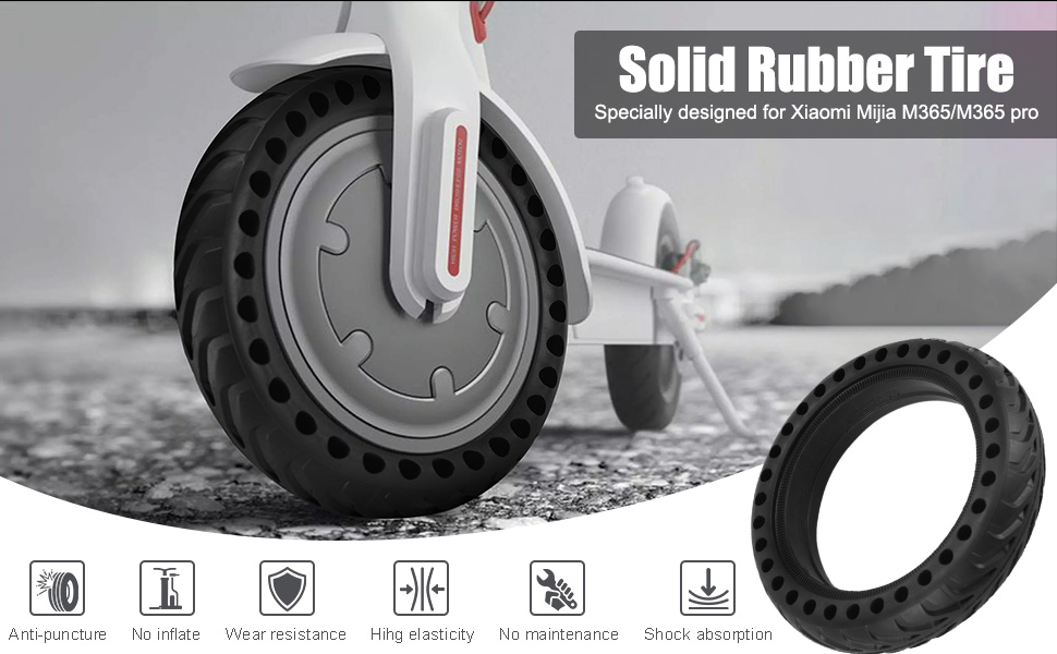 solid tire