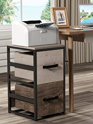 2 drawers file cabinet