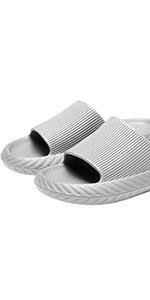 Indooramp;Outdoor, Easy Clean Open Toe platform sandals for Women and Men