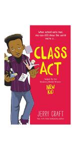 Class Act, Jerry Craft, New Kid