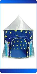 Rocketship Tent