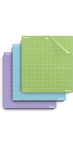 multiple-grip cutting mat