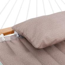 hammock pad and pillow