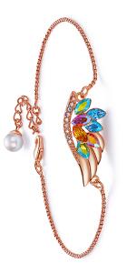 Angel Wing Bracelets