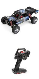 RC Car,WLtoys 124018,High Speed Racing Car,Remote Control Car, RC Truck,Off Road Buggy