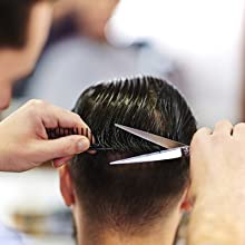 wide application of the haircut scissor