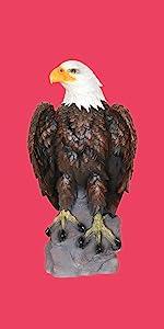 bald eagle statuary