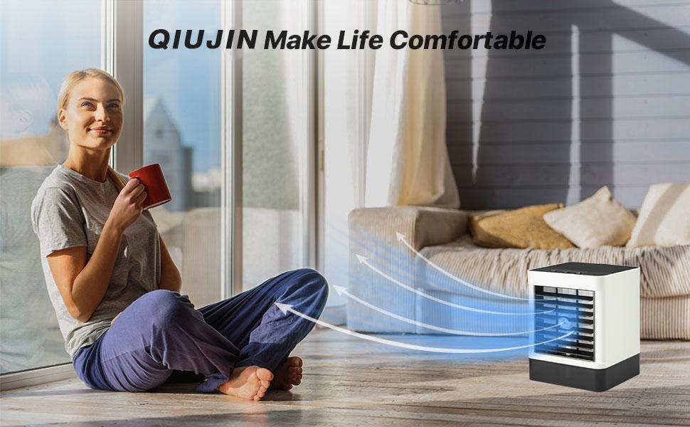 QIUJIN air conditioner fan