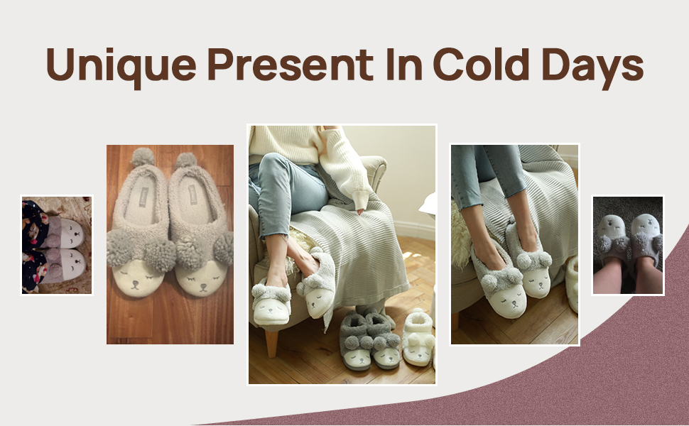 unique present in cold days