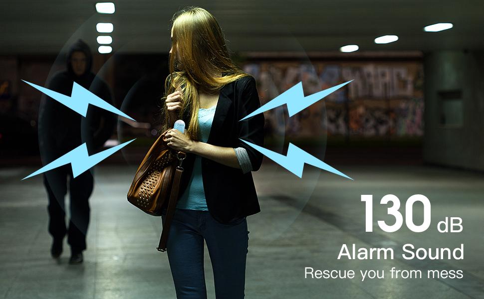personal alarm-130dB