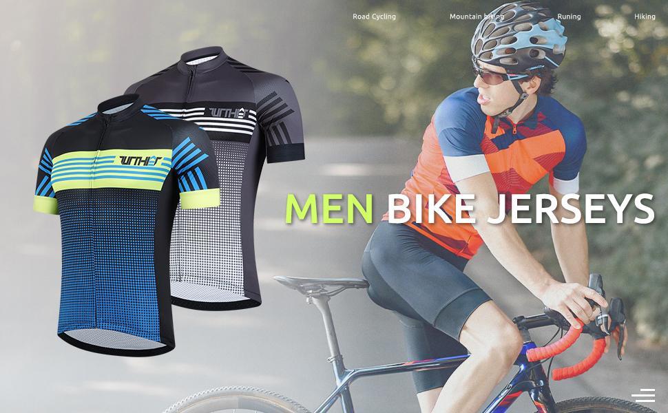 Men Bike Jerseys
