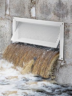 wall flood vent