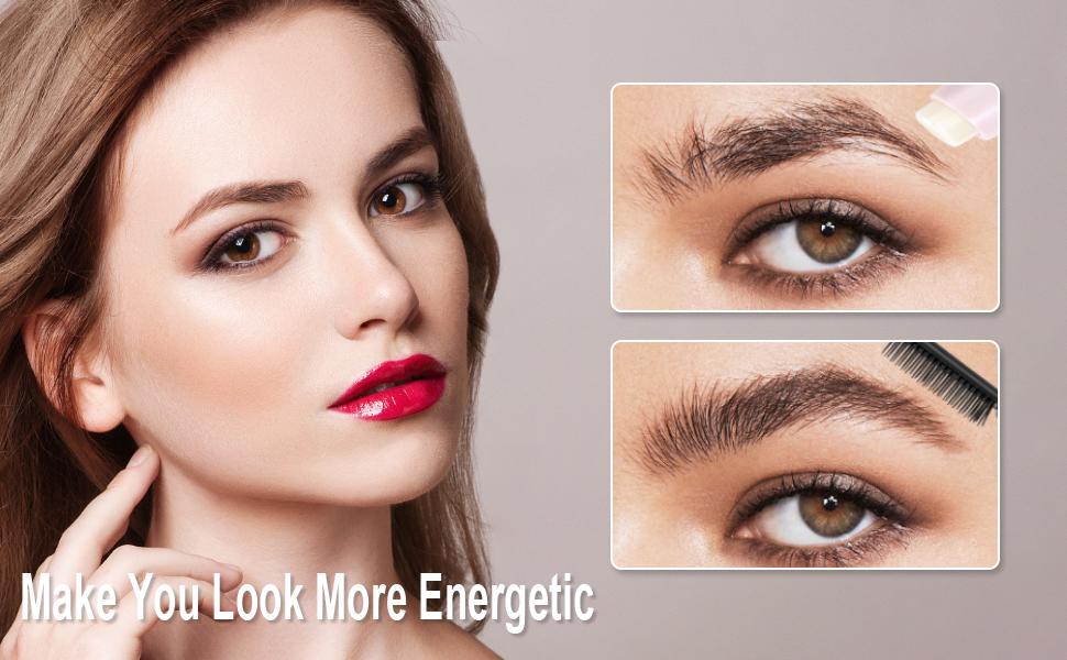Double-headed Eyebrow Styling Wax
