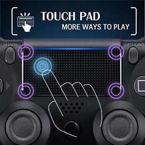 Sensitive Touch Control Panel