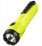 Streamlight 68750 Dualie 3AA 140 Lumen Dual Function intrinsically safe AA Battery flashlight