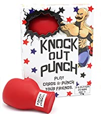 Knock Out Punch family game throwing game throw throw burrito