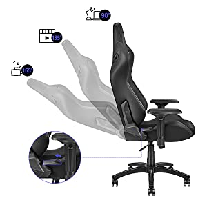 adjustable gaming chair with recliner, computer gaming chair black, best gaming chair cheap office