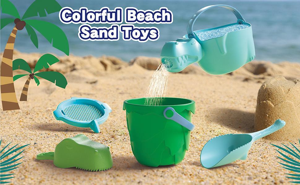 beach sand toys set