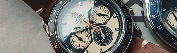 The Voiture chronograph