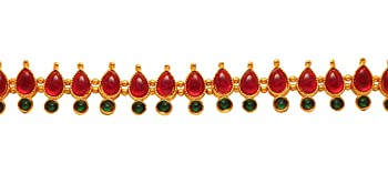Kamarband Designs for saree Lehnga