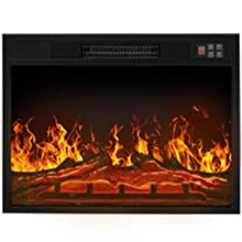 23 electric fireplace