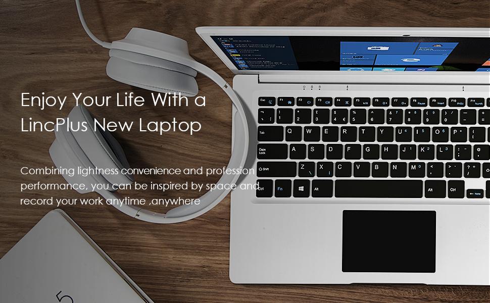 LincPlus P3 laptop