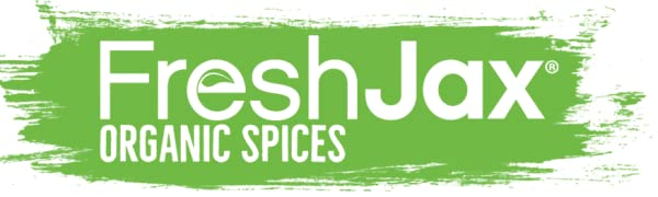 FreshJax Organic Spices, Certified Organic Products