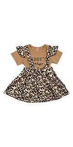 Toddler Baby Skirt Sets