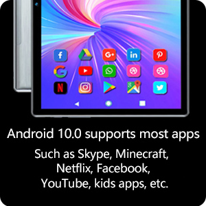 Android 10.0 supports most apps